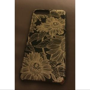 Flower iPhone 7 Plus case **fits 8 plus**